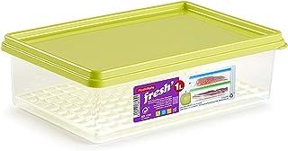 وعاء طعام بلاستيكي Forte أبيض