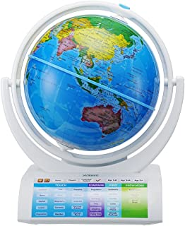 Oregon Scientific- terráqueo Smart Globe Explorer AR, (SG-338-R)