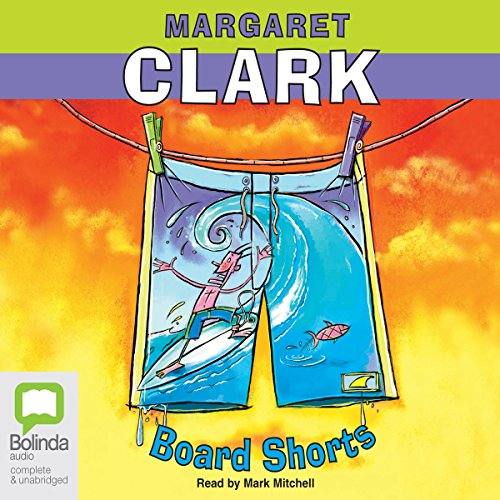 Board Shorts audiobook cover art