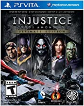 Injustice Gods Among Us - PlayStation Vita Ultimate Edition