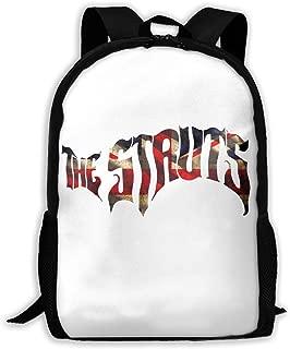 AgoodShop The Struts Drawstring Backpack Sport Gym Travel Bag