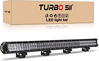 LED Light Bar TURBO SII 44 Inch Offroad Led Lights Led Bar Fit Jeep Pickup Truck Boat Marine( Flood Spot Comobo Beam 44