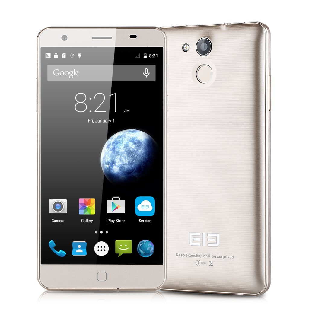 Elephone P7000 - Smartphone Libre 4G Lte (Android 5.0, 64Bit, 1.7 ...
