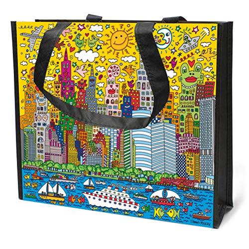 Goebel My New York City Sunset - Einkaufstasche James Rizzi