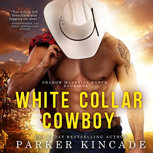 White Collar Cowboy  cover art