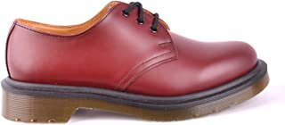 Dr. Martens Luxury Fashion Womens MCBI33532 Red Lace-Up Shoes   Season Outlet
