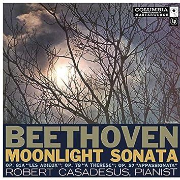 Beethoven: Sonatas for Piano Nos. 14, 26, 24 & 23