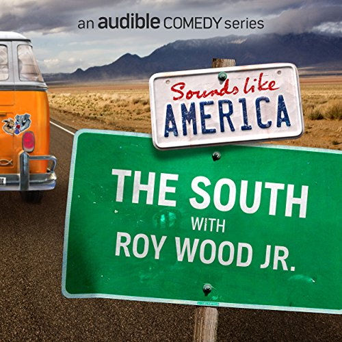 The South with Roy Wood Jr. audiobook cover art