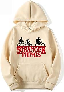 Sudadera Stranger Things con Capucha, Sudadera Stranger Things Temporada 3 Niña y Niños Unisex Hombres Mujer, Sudadera Imp...