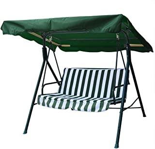 outdoor swing canopy