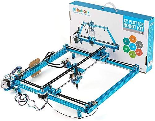 tiendas minoristas XY Plotter Robot Robot Robot Kit with Electronic Modules  exclusivo