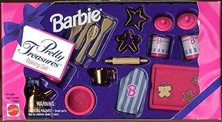 Barbie Pretty Treasures-Baking Set-1995