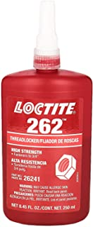 Loctite Red 262 26270 High Strength Thread Locker 250 mL
