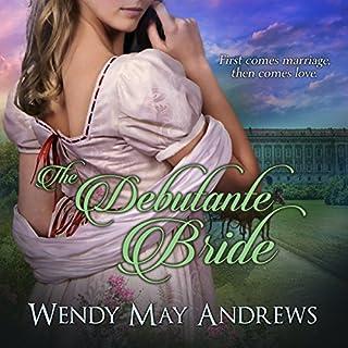 The Debutante Bride audiobook cover art