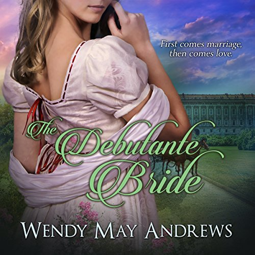 The Debutante Bride audiobook cover art