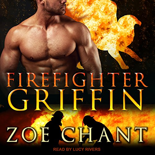 Firefighter Griffin audiobook cover art