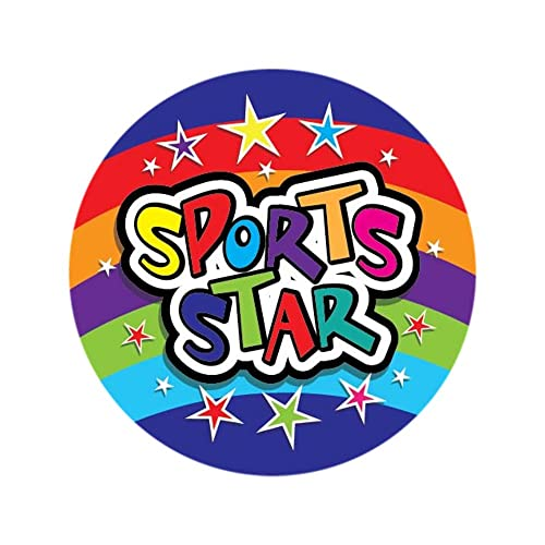 Sports Day Stickers: Amazon.co.uk