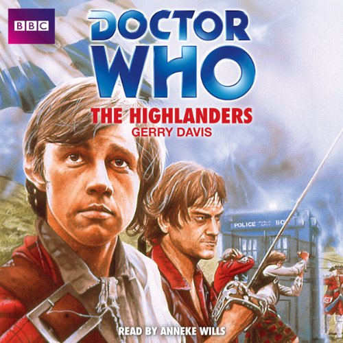 Doctor Who: The Highlanders cover art