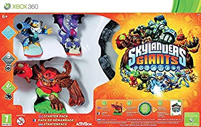 Skylanders Giants - Starter Pack (Xbox 360)