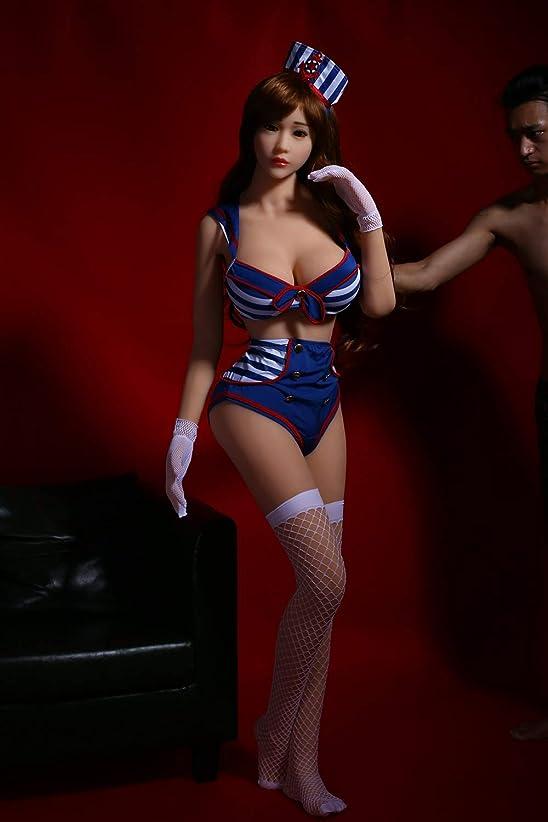 オーク戻す割り込みYI-LIGHT 鮮やかな人形フルサイズの実体は、現実的に人間の姿の人形の168CM育ちます
