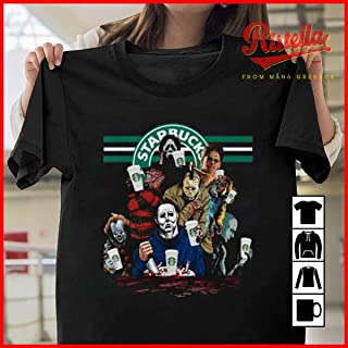 snoopy starbucks t shirt