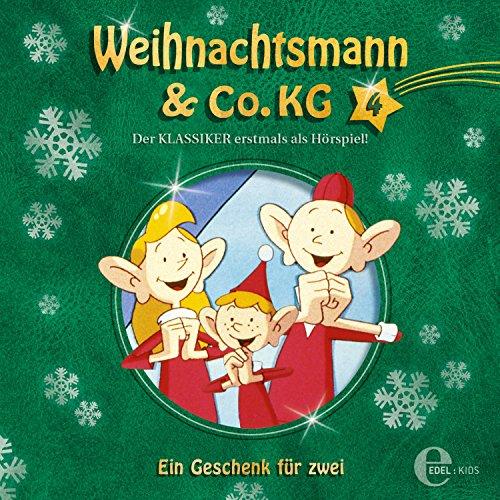 Ein Geschenk für zwei (Weihnachtsmann & Co. KG 4) Titelbild