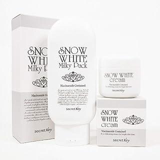 Cream and lotion Snow White to lighten immediately
