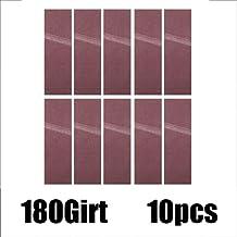 STEDMNY Schurende Riem 10 Stks 40-1000 Grit 75 X 533mm Schurende Riem Lapped 3 X 21 inch Schuurpapier Aluminium Oxide Hout...