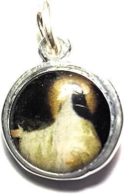 Amazon.com: Medalla Relica 3ª Clase de Roque de Cristóbal y ...