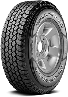 Goodyear Wrangler Adventure 31X10.50R15 Tire - with Kevlar & Outlined White Lettering - All Season - Truck/SUV, All Terrain/Off Road/Mud