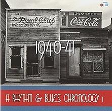 Rhythm & Blues Chronology 1: 1940-1941 by VARIOUS ARTISTS