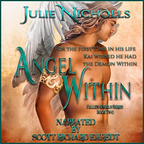 Angel Within audiobook cover art