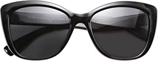 ed111324b967 FEISEDY Polarized Vintage Sunglasses American Square Jackie O Cat Eye  Sunglasses B2451