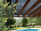 Desconocido 174042 - Malla Sombreadora Sun Net Negro