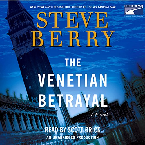 The Venetian Betrayal cover art