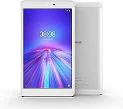 ALLDOCUBE iPlay8 Pro Tablet PC, Pantalla de 8 Pulgadas 1280x800 IPS, MTK MT8321 Quad Core, ROM de 2GB RAM 32GB, Android 9.0, Soporte Dual SIM 3G, Plata