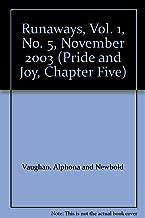 Runaways, Vol. 1, No. 5, November 2003 (Pride and Joy, Chapter Five)