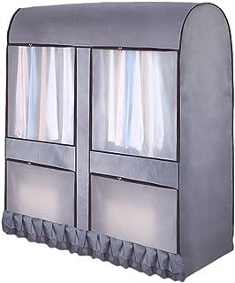 Trois Tailles De Séchoir Au Sol Élargi, Housse Anti-poussière, Porte-Manteau, Housse en Plastique Transparente pour Vêteme...