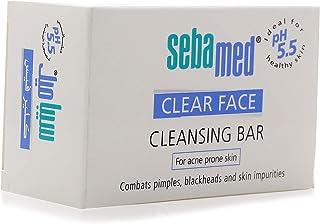 Sebamed Clear Face Cleansing Bar - 100 gm
