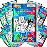 PJ Masks Take & Play Coloring Play Packs Party Favors (Pack of 8)