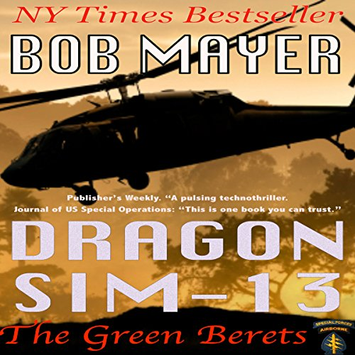 Dragon Sim-13 audiobook cover art