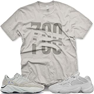 New 700 T Shirt for Adidas Yeezy Boost 500 700 Salt Desert