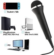 Gazechimp Micrófono con USB Cable Universal de Controlador