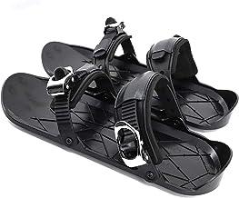 Mini-skischoenen, Draagbare Duurzame Sneeuwschoenen, Skiën Met Skislee Snowboardgereedschap, Schaatsen Sneeuwschuiver Bigf...