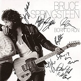Bruce Springsteen & E-Street Signed Autographed Record Album Cover LP Autographed Signed Facsimile