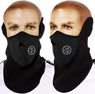AKORD Windproof Face Mask Cover Caps Winter Warm Face Cover