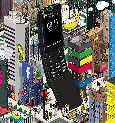 61dqxpJgVhL-「Nokia 8110 4G」を使いだして2ヶ月以上経過したので改めてレビューしてみる