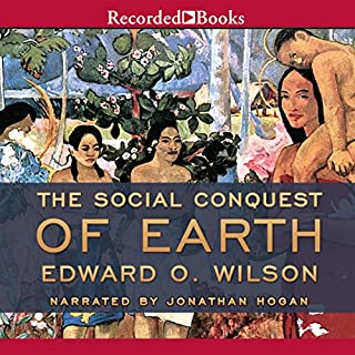 The Social Conquest of Earth cover art