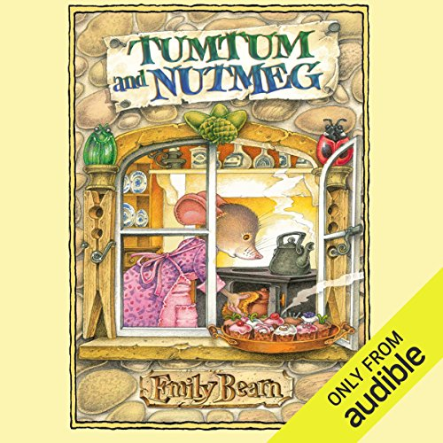 Tumtum and Nutmeg cover art