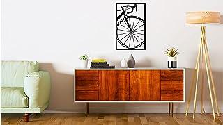 PANASH DECOR Bicycle Wall Art/Metal Wall Décor/Cycling Art/Bike Wall Art/Bicycle Décor/Cycle Gifts/Wall Hangings/Bicycle S...